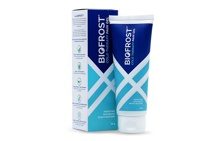 BioFrost Cold Therapy Gel
