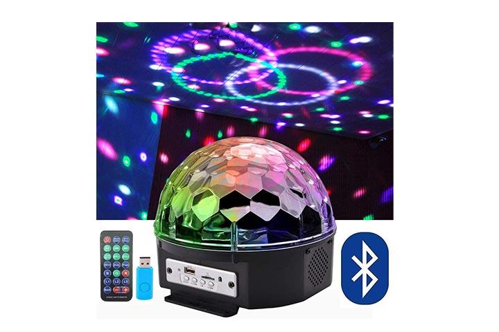 Boomer VIVI Bluetooth Speaker LED Strobe Bulb