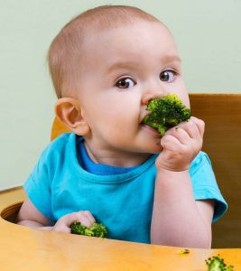 Broccoli For Babies: Right Age, Benefits And Recipes