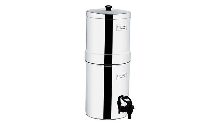 Butterfly Stainless Steel Water Filter