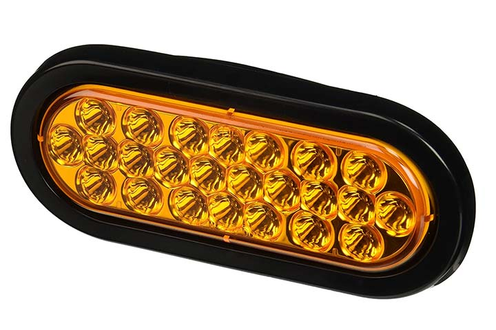 Buyers Products Store SL65AO 6 Inch Oval LED