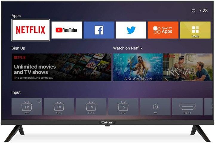 Caixun 32 Inch Smart TV - EC32S1N
