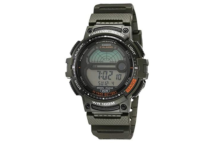 Casio Fishing Gear WR 100M Watch