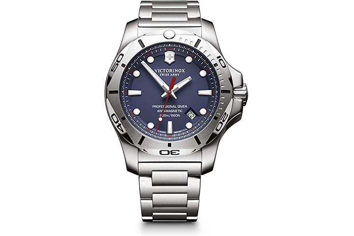 Casio Men's Diver's Style Casual Watch