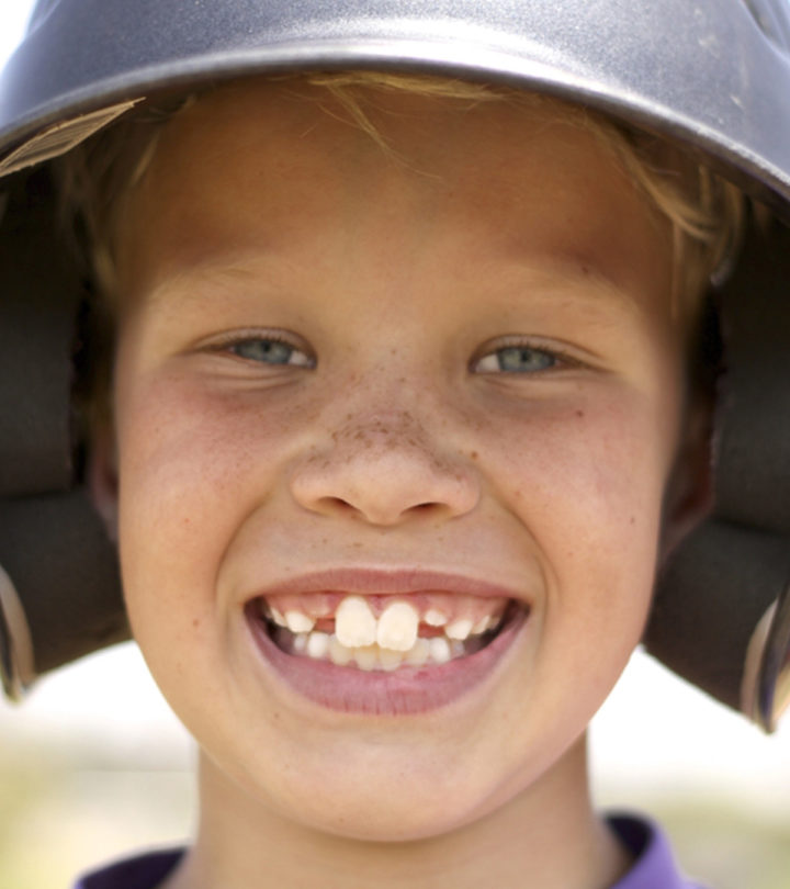Causes Of Buck Teeth In Kids And Possible Heath Risks