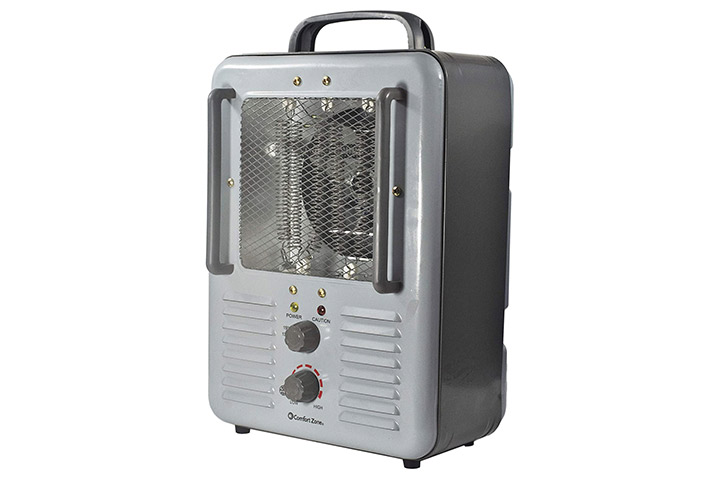 Comfort Zone Utility Heater