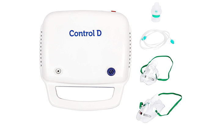 Control D Complete Kit Nebulizer