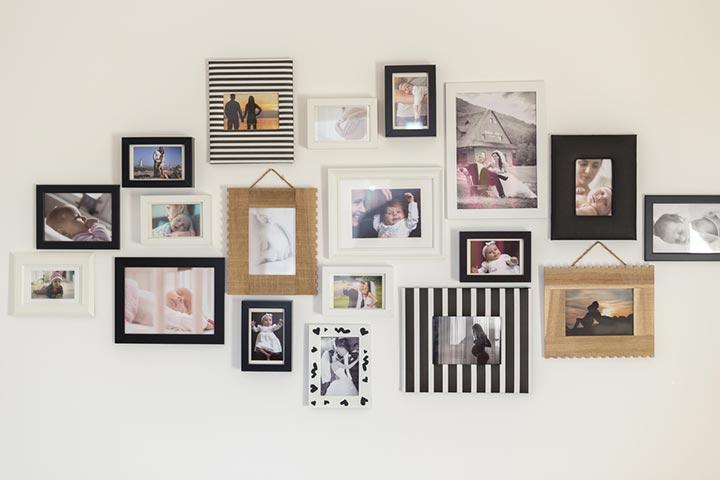 Create memory wall