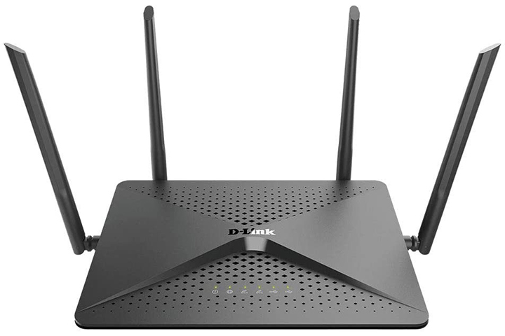 D-Link WiFi Dual-band Router
