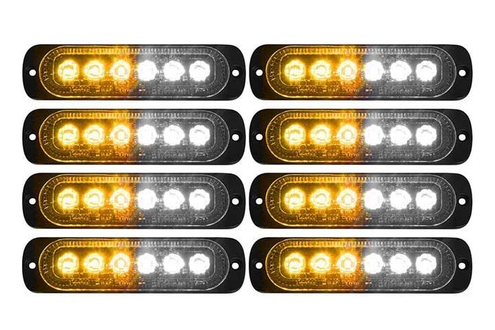 DIBMS Store LED Emergency Strobe Light