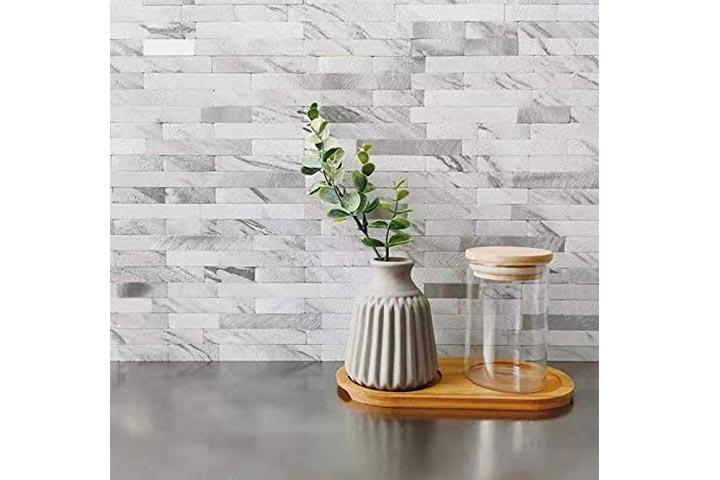 DIH Delights In House Peel-And-Stick Backsplash Tile