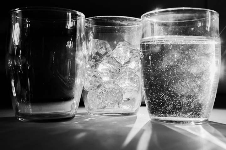 Different States of Water Experiment