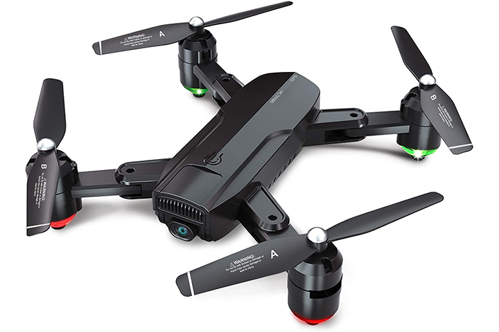 Dragon Touch Foldable GPS Drones