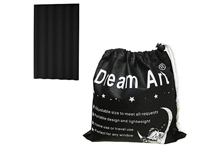 Dream Art Portable Blackout Curtain