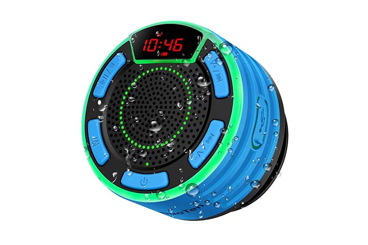 DuoTen IPX7 Waterproof Speakers