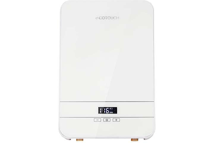 Ecotouch Electric Tankless Water Heater