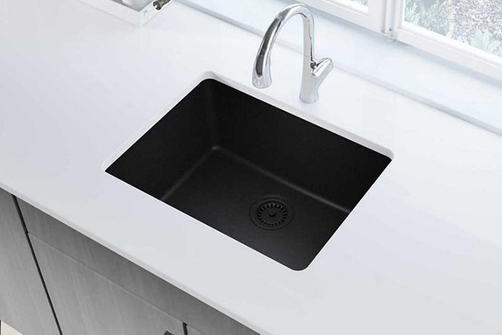 Elkay Single Bowl Undermount Kitchen Sink