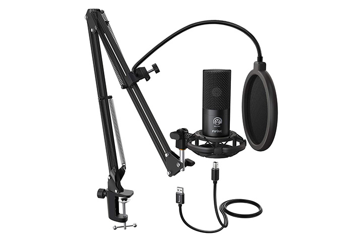 FIFINE Computer Gaming Microphone