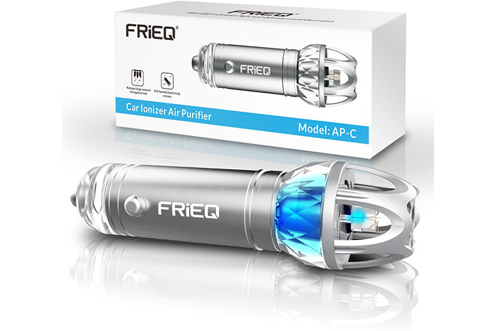 FRiEQ Car Ionizer Air Purifier