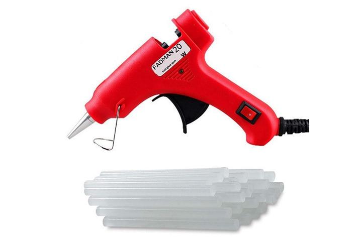 Fadman Mini Plastic Holt Glue Gun