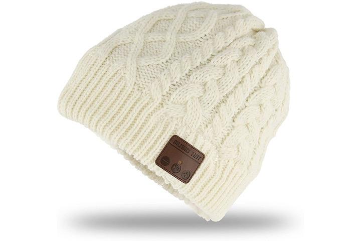 Fashionlive Bluetooth Beanie Hat