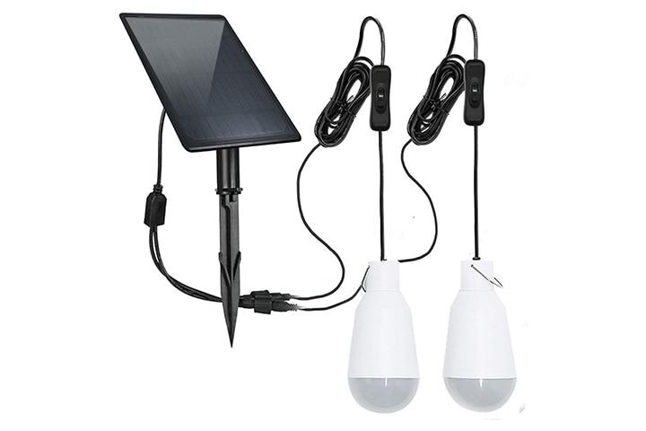 Feifeier Solar Light Bulbs