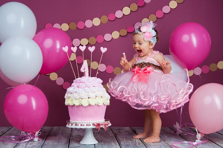 First Birthday Party Ideas In Hindi-1