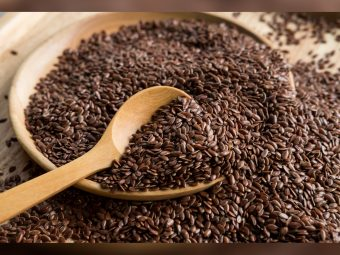 Flaxseed For Babies: Safety, Benefits And Precautions To Take