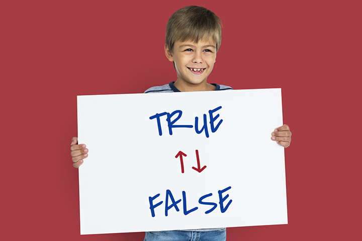 Funny True Or False Questions For Kids