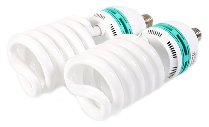 G-raphy 150 Watt Photography Daylight Bulb