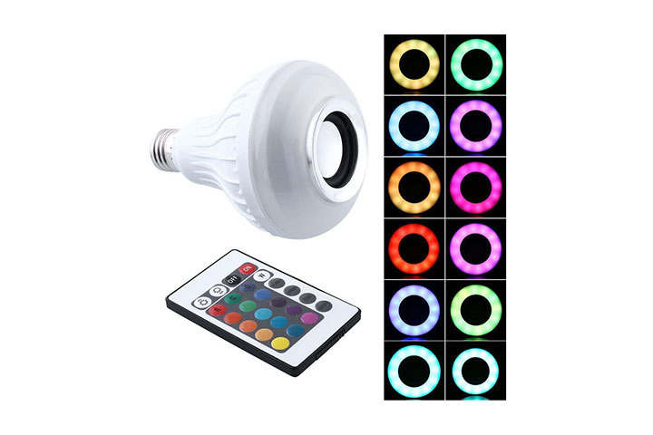 Great Source Technology BSOD LED RGB Color Bulb Light