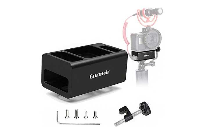 Gurmoir Case Microphone Adapter