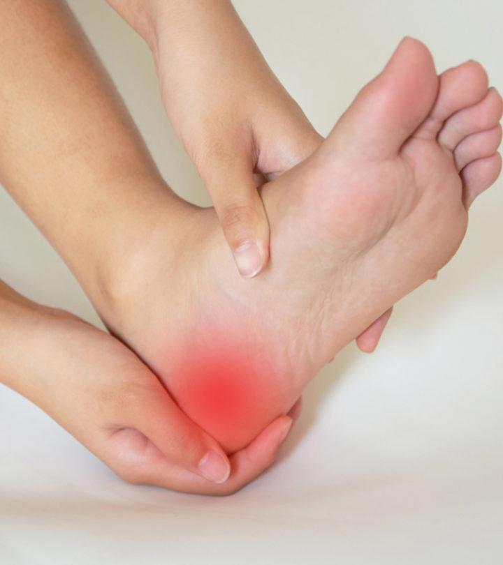 Heel Pain In Children Causes Symptoms