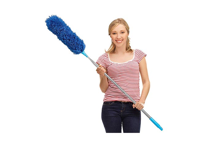 Heoath Microfiber Extendable Duster