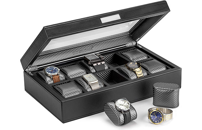 Houndsbay Watch Display Case