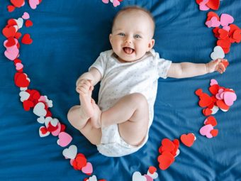 How To Celebrate Your First Valentine's Day After Having A Baby