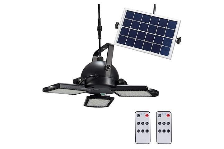 Hulppre Indoor And Outdoor Solar Light