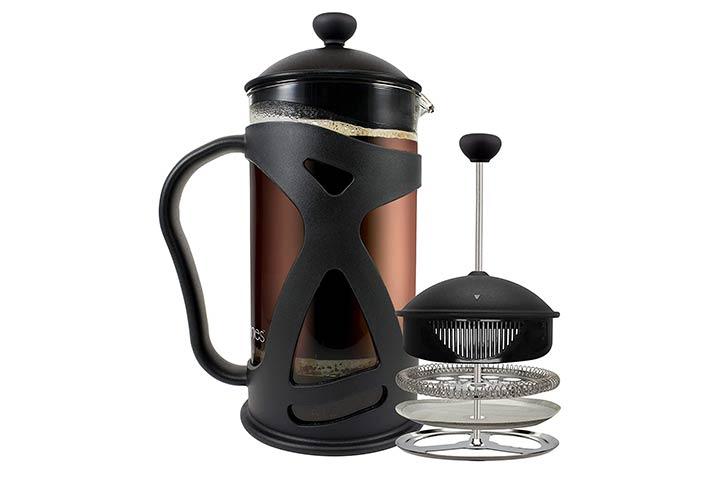 IdylcHomes KONA French Press Coffee Maker