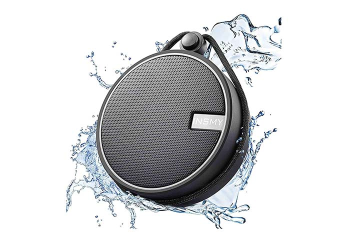 Insmy IPX7 Bluetooth Speaker