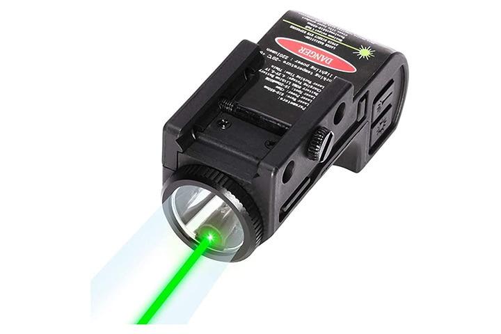 Iron Jia's Green Tactical Pistol Laser Sight