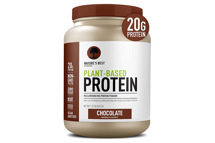 Isopure Nature's Best Plant-Based Protein Powder