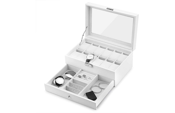 JS Nova Juns Watch Box and Organizer