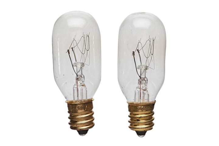 Jerdon 25W Mirror Replacement Bulbs