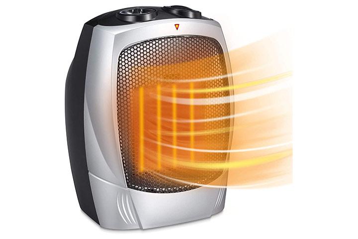 Joy Pebble Electric Space Heater