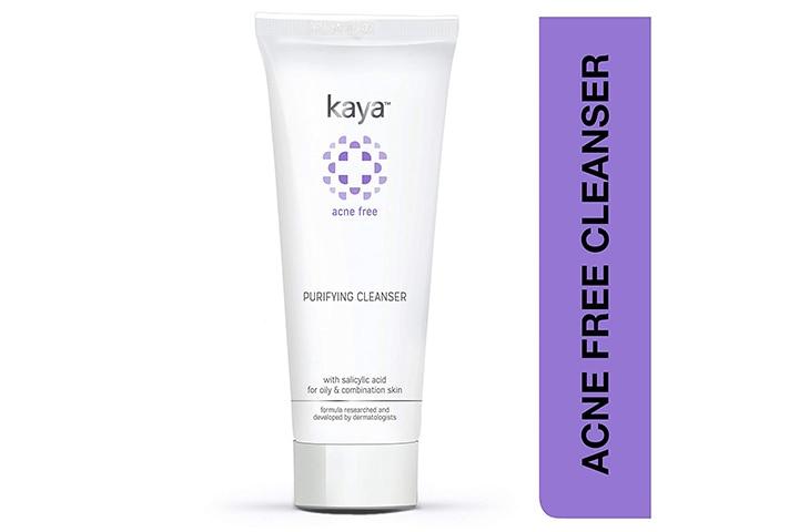 Kaya Acne Free Purifying Cleanser