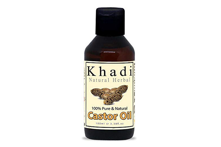 Khadi Natural Herbal Castor Oil