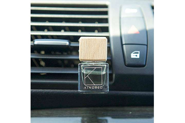 Kindred Aroma Car Essential Oil Diffuser