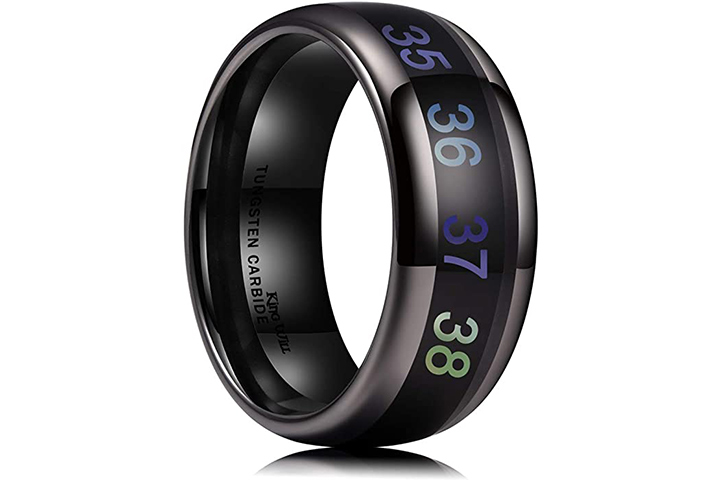King Will Tungsten Carbide Ring