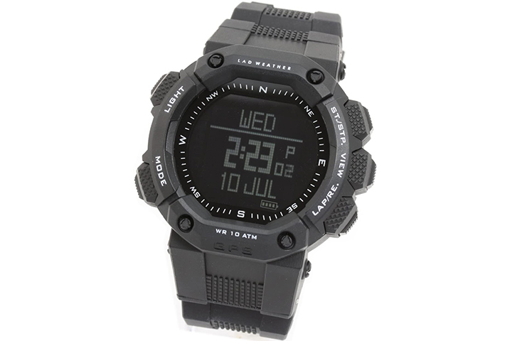LAD WEATHER Triathlon Watch