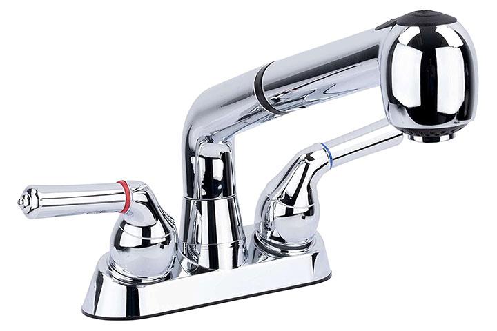 LDR Universal Laundry Tub Faucet